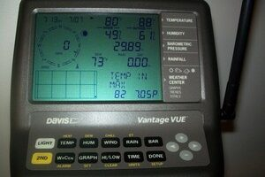Review Of A Davis Wireless Weather Station: The 6250 Vantage Vue