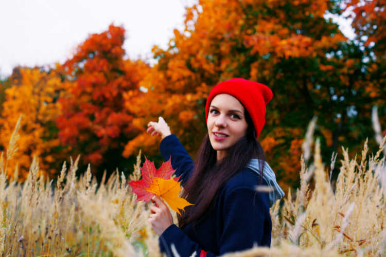Is fall color affected by climate change? The answer might surprise you!