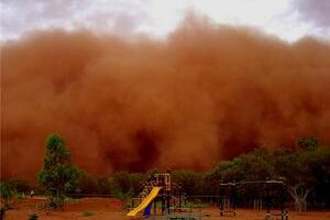 Nasty Weather: How Dust Storms Ruin Land, Towns & Farms
