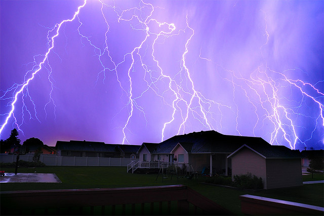 Lightning Map & Have You Ever Used A Lightning Map? These Cool Lightning Strike Maps ...