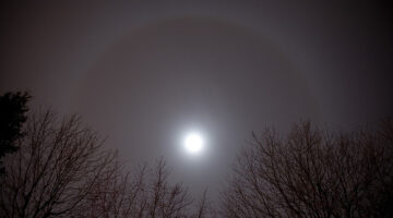 Ring Around The Moon Explained: Can Those Rings Around The Moon Really Predict Weather?
