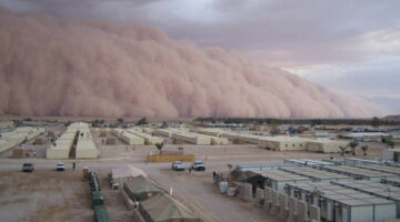 What's A Sandstorm? Cool Facts About Dust Storms + Amazing Sandstorm Videos