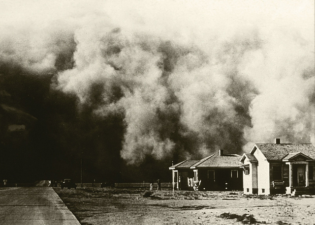 What's A Sandstorm? Cool Facts About Dust Storms + Amazing ...