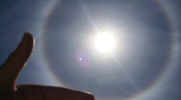 Sun Halos: What Causes A Sun Halo? What Does This Rare Phenomenon Mean?