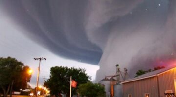 Where Is Tornado Alley? Here's What You Need To Know