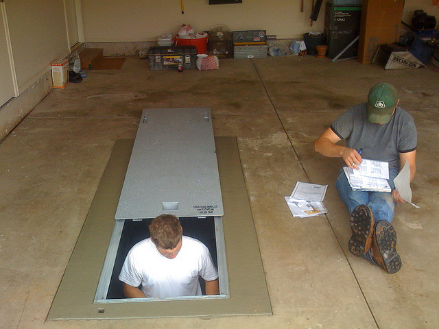 Garage Shelter Funny : Where is tornado alley here s what you need to know the