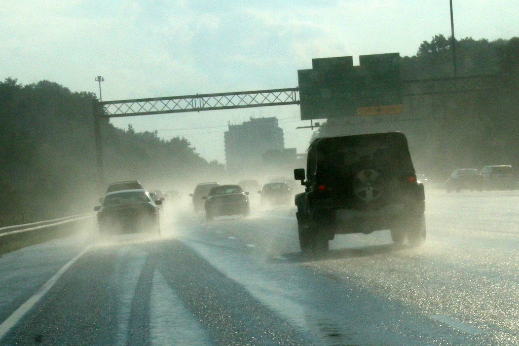 Road conditions auto accidents