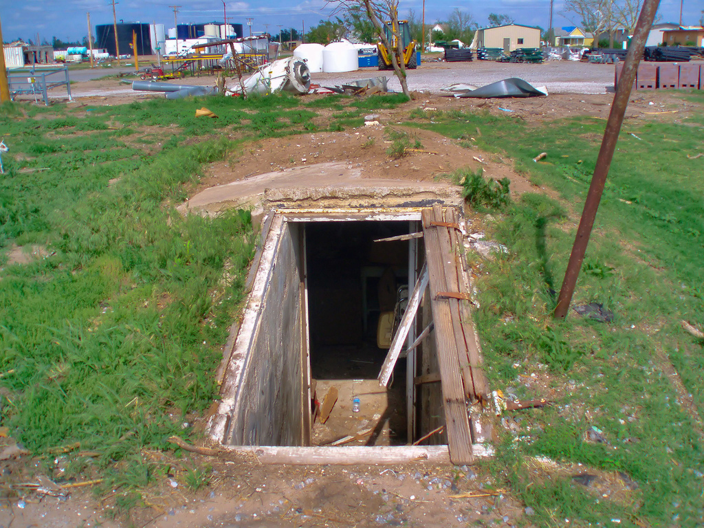 Tornado shelters safe rooms choosing the best storm Shelter house plans