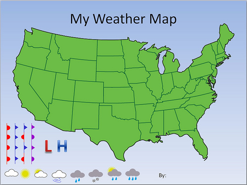 How To Make Sense Of All Those Weather Symbols On Local Weather